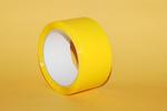 Lepící páska BOPP 48mm x  66m AC, žlutá