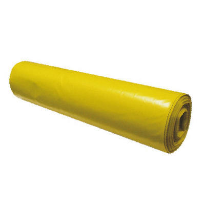 Pytel 120l, 70 x 110cm,  50µm, žlutý / 25ks - 1