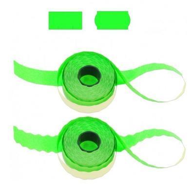 Etiketa cenová 25 x 16mm signální Contact