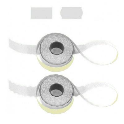 Etiketa cenová 25 x 16mm bílá Contact