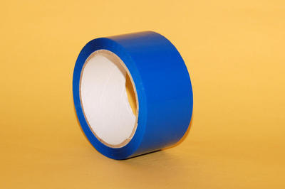 Lepící páska BOPP 48mm x  66m AC, modrá