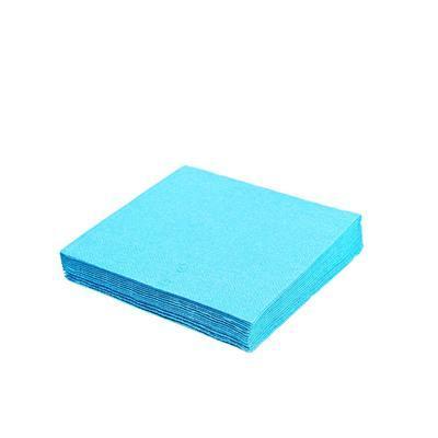 Ubrousek 3-vrstvý, 40 x 40cm modrý světlý / 250ks