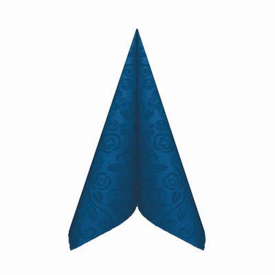 Ubrousek Premium 40 x 40cm modrý tmavý / 50ks