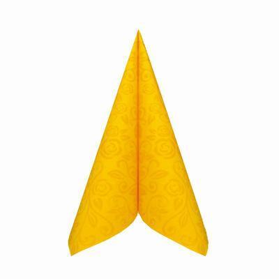 Ubrousek Premium 40 x 40cm žlutý / 50ks