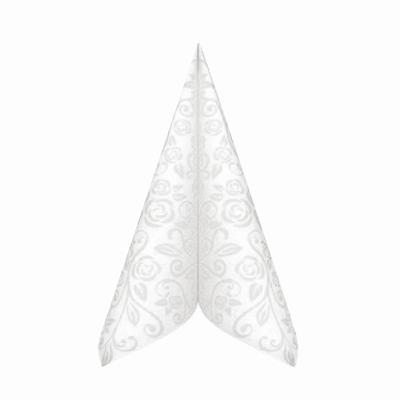 Ubrousek Premium 40 x 40cm bílý / 50ks - 1