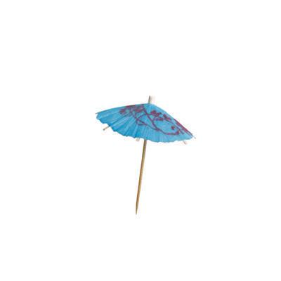 Napichovátko Deštníček 10cm / 144ks - 1