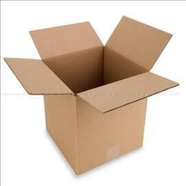 Kartonová krabice 150 x 150 x 100mm, 3VVL-B / 1ks - 1
