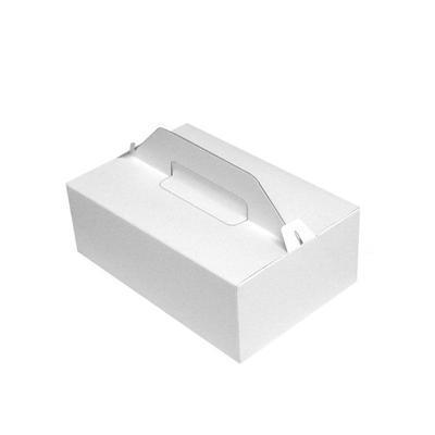 Zákusková krabice s uchem 18 x 27 x 8cm / 1ks - 1
