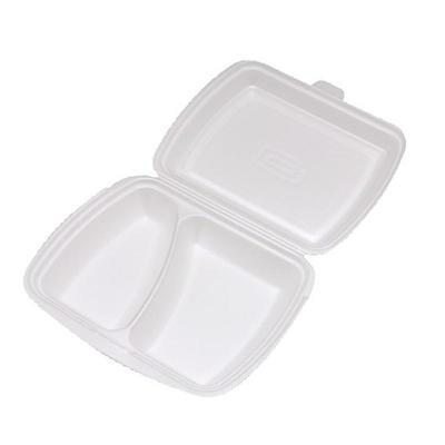 Menu box obědový, 2 sekce / 125ks - 1