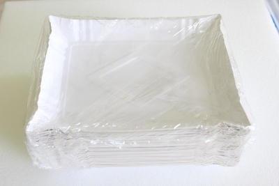 Tácek papírový 14 x 25cm / 100ks