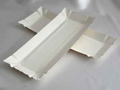 Tácek papírový 14 x 33cm / 100ks
