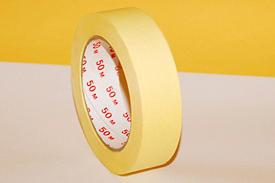 Krepová lepící páska 262, 19mm x 50m