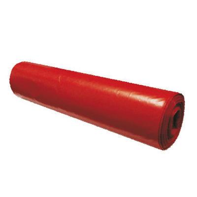 Pytel 120l, 70 x 110cm,  80µm, červený / 15ks - 2