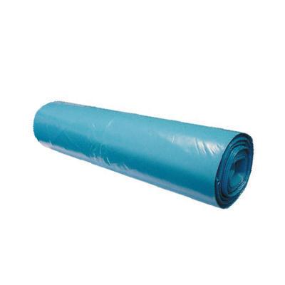 Pytel 120l, 70 x 110cm,  20µm, modrý / 50ks - 2