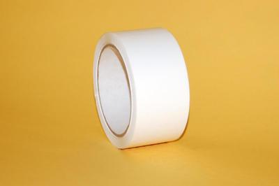 Lepící páska BOPP 48mm x  66m AC, bílá - 2
