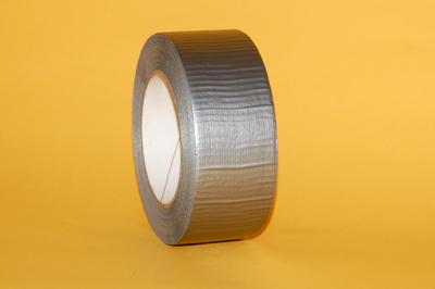Lepící páska textilní 518, 48mm x 50m, šedá - 2