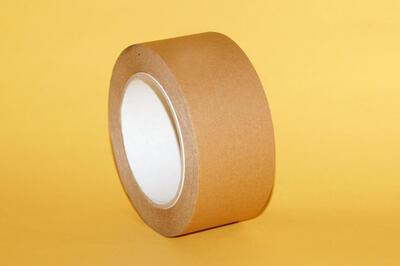 Lepící páska papírová H210, 50mm x 50m - 2
