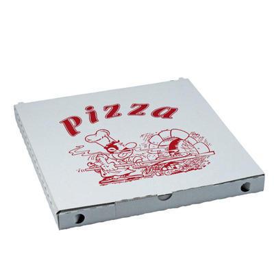 Krabice na pizzu potištěná 34 x 34 x 3cm / 100ks - 2