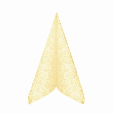 Ubrousek Premium 40 x 40cm bílý / 50ks - 2