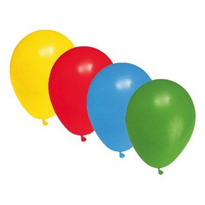Balónek nafukovací, prům. 20cm / 100ks - 2