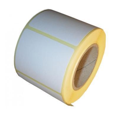 Etiketa 100 x 98 bílá TTR / 1000 ks - 2