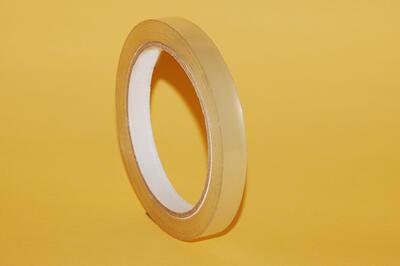 Lepící páska BOPP 12mm x  66m AC, transparentní - 2